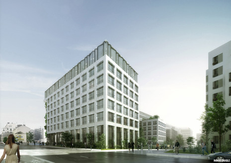 WILMOTTE - OFFICES, BOIS-COLOMBES