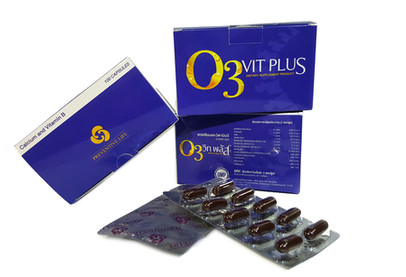 O3Vit Plus with Vitamin B Complex and added Taurine