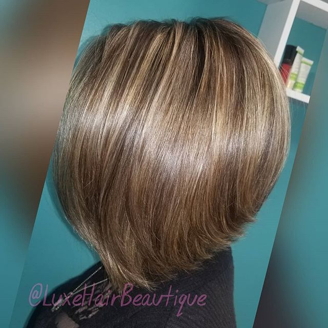 #blonde #multi-tones #hilites #highlight