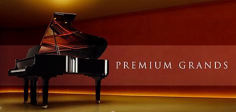 Grand Pianos at Pianos Unlimited Wichita, KS, Kansas City - Midwest Piano Sales, Service, & Restoration.