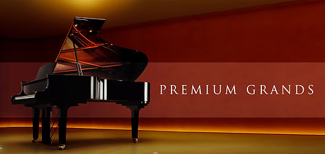 Grand Pianos at Pianos Unlimited Wichita, KS, Kansas City - Midwest Piano Sales, Service, & Restoration.