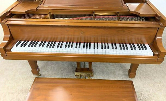 New in 1995 - STEINWAY & SONS Model B semi concert grand piano