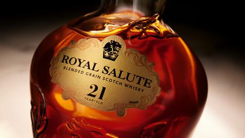Royal Salute Blended Grain