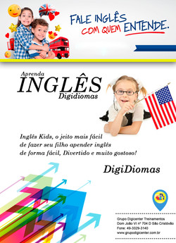 Capa Ingles Kids