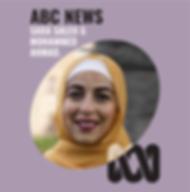 Sara Saleh and Michael Mohammed Ahmad: ABC News