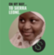 On My Way … To Sierra Leone