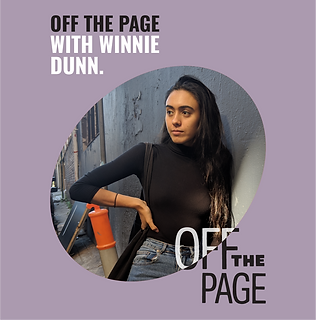 Off The Page with Winnie Dunn