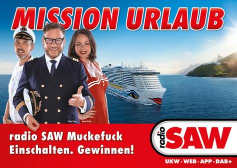 Mission Urlaub - SAW Radio