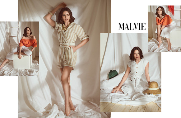 MALVIE Magazine - Photo by Oliver Keller Photography