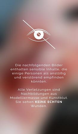 Sensible Inhalte SFX Special Effects MakeUp Minden Bielefeld Hannover