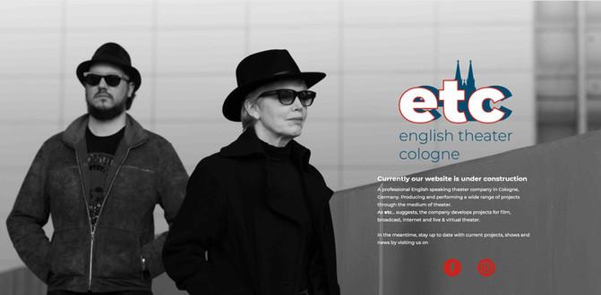James Bunyon & Kathleen Renish - etc english theater cologne