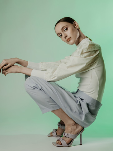 Tabea Weyrauch from HER Management - Photo by Lea