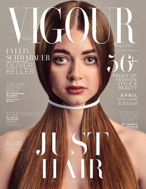 VIGOUR Magazine - Photo by Oliver Keller Photography