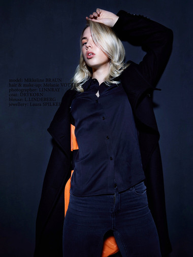 Mikkeline Braun - Photo by Thorsten Feix