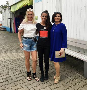 ZDF Fernsehgarten mit Susanne Schuff und Bettina Beele