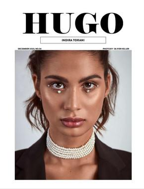 HUGO Magazine - Photo by Oliver Keller Photography