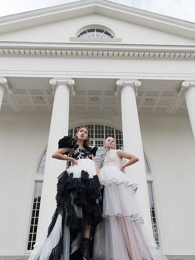 Rosa & Maya for Adriana Ostrowska; Jewellery - Schmuck Schmiede Minden; Photographer - Danny Gödicke; Styling - Suzan Ismailoglou