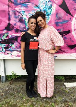 ZDF Fernsehgarten mit Astrid Rudolph