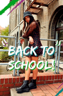 NEW YORKER Back to School!