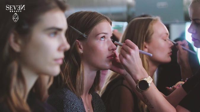 Seven Beauty - Launch @fashionweek