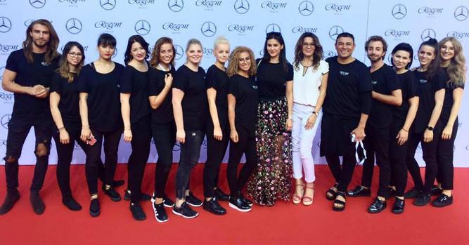 in Kooperation mit der Famous Face Academy für Seven Beauty