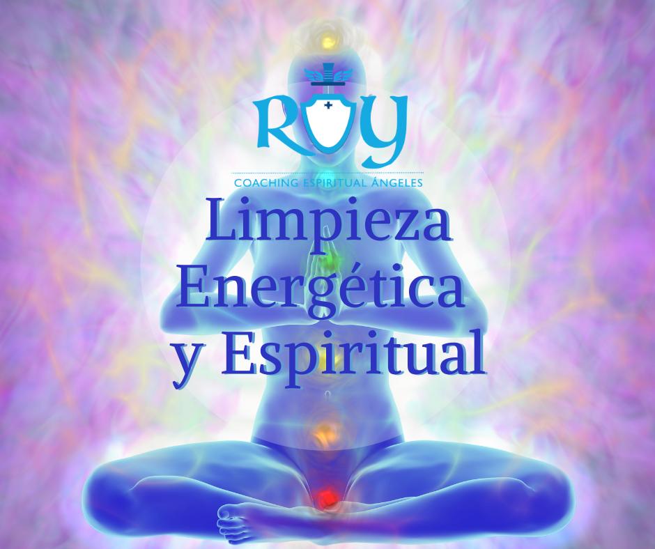 Limpieza energética y espiritual