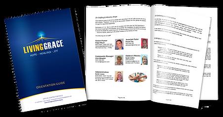 Living Grace Orientation Guide