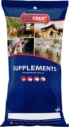 PBA Feeds Dairy Pak + Rumensin