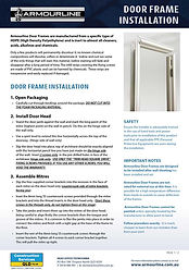 Armourline-Doorframe-Installation-Instru