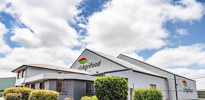 PB Agrifood Toowoomba warehouse