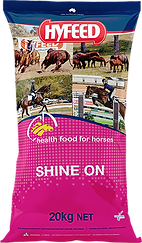 Shine On Complete Horse Feed