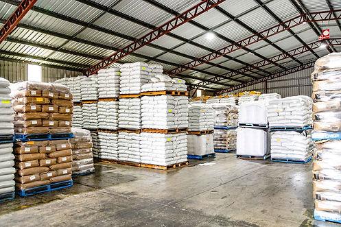PB Agrifood warehouse