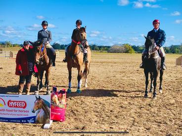 Illourine Performance Horses