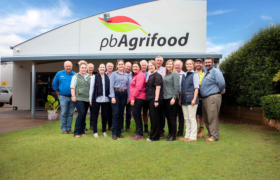PB Agrifood Team photo