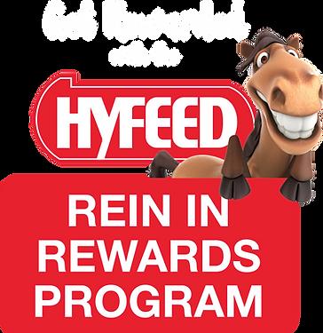 Hyfeeds rewards program