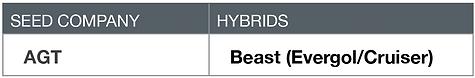 Barley AGT Beast Evergol Cruiser