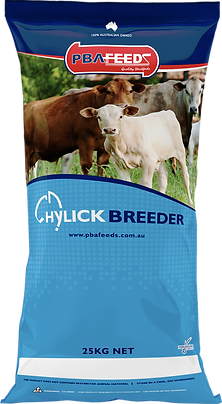 Hylick Breeder Range