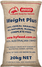 Weight Plus Complete Horse Feed