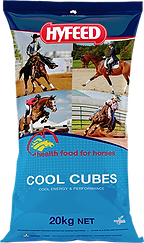 Cool Cubes Complete Horse Feed