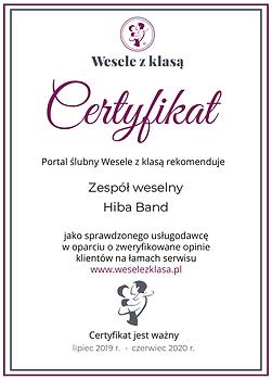Certyfikat sprawdzonej firmy z klasą.png