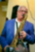 Zbyszek saksofonista Hiba Band miniaturk