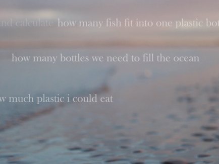 Film poem 'bottled' released