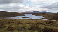 Lonely loch