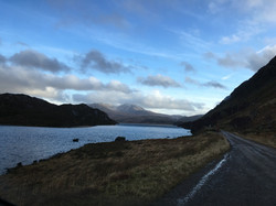 On the road between Kinlochbervie and Lairg