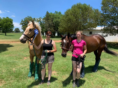 FSE had a great time at Feathercreek Horse Trials!