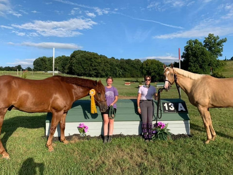 FSE had a great time at River Glen HT