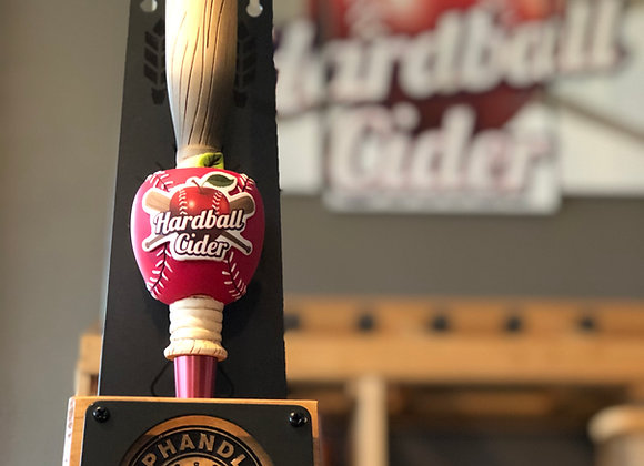 Hardball Cider Tap Handle