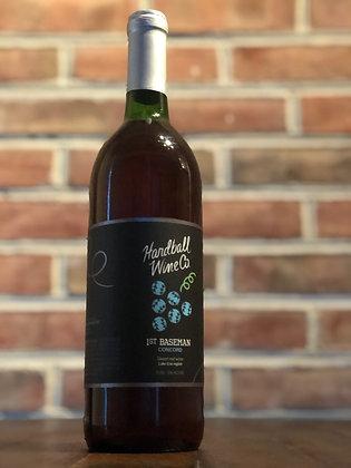 1ST BASEMAN: Concord Grape Wine