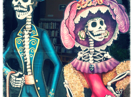 DÍA DE LOS MUERTOS » LA FÊTE DES MORTS: UNE DES PLUS BELLES TRADITIONS DU MEXIQUE