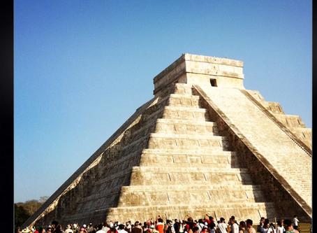 EQUINOXE À CHICHEN-ITZÁ, MERVEILLE DU MEXIQUE